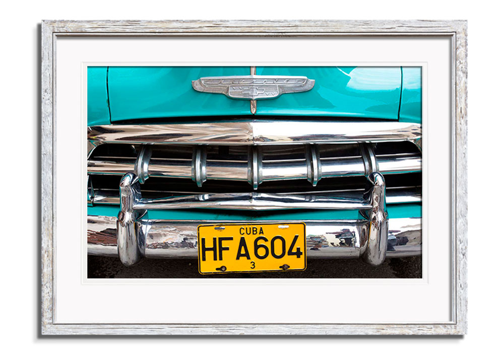 Classic Cuba VII by Lee Frost