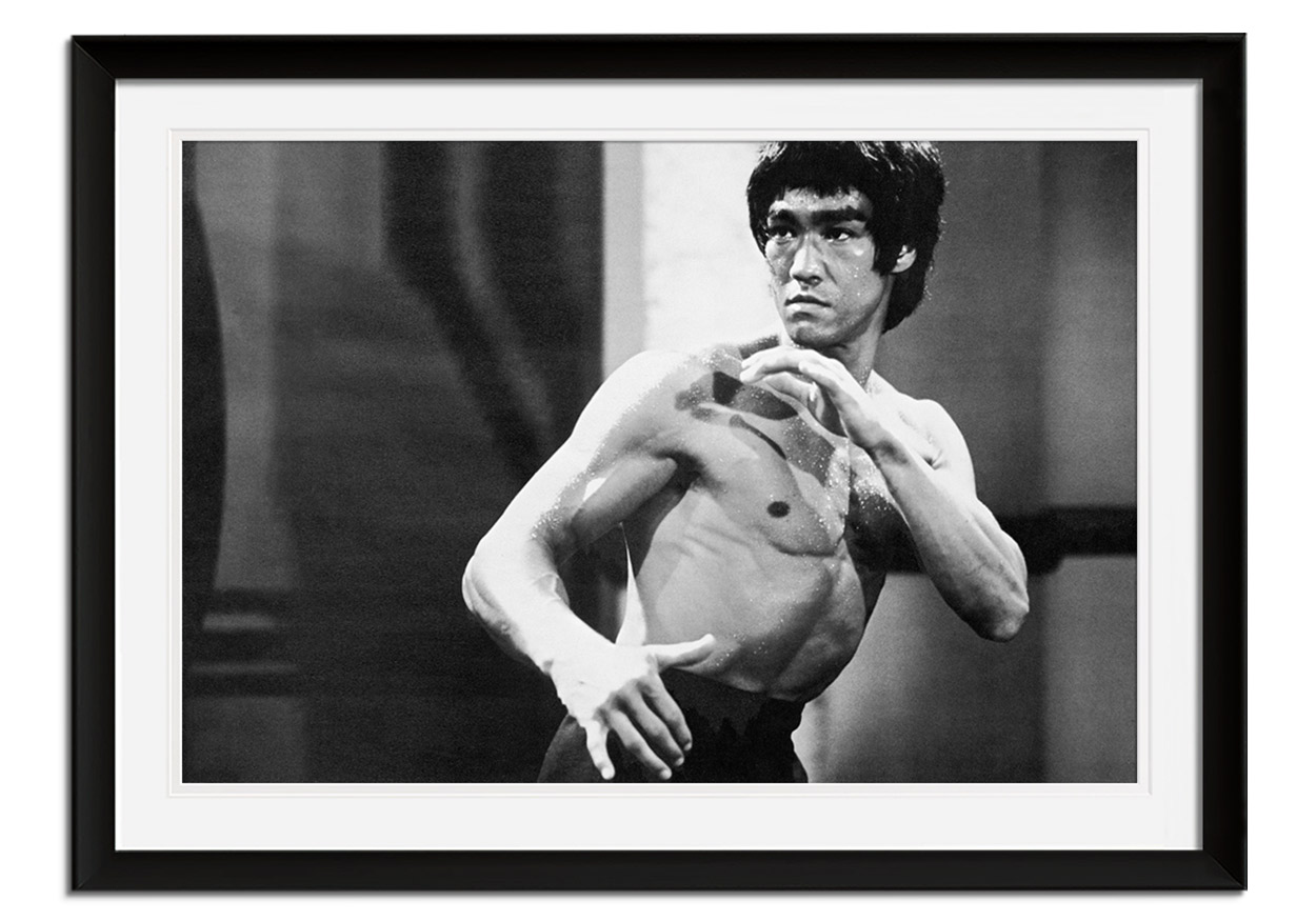 Bruce Lee by Getty Images