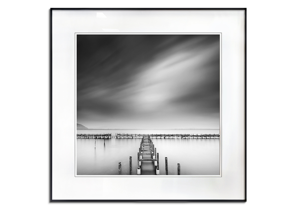 The old Pier by George Digalakis