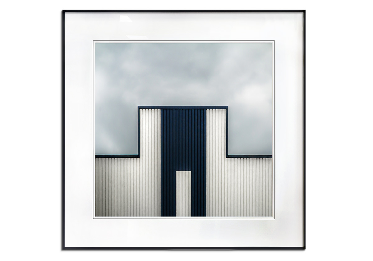 The Tetris Factory by Gilbert Claes