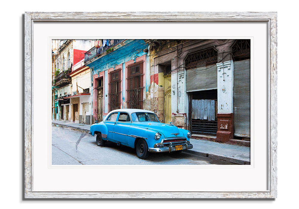 Classic Cuba VI by Lee Frost