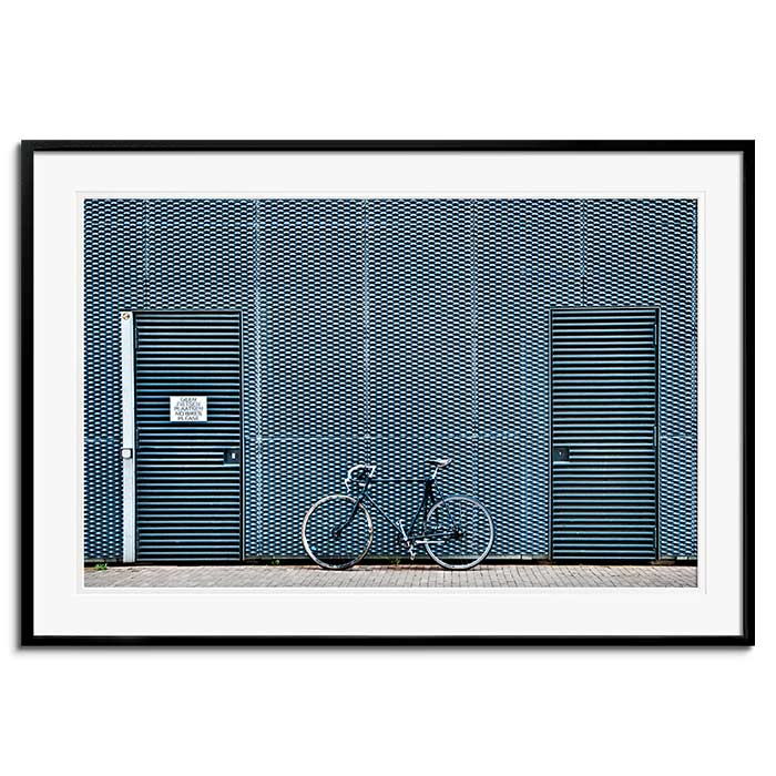 No Bikes Please by Linda Wride | Architectural Photography