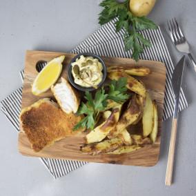 Fish et Chips maison
