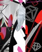 Lipstick graphics prints s s 2010 trendstop