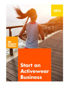 Start an activewear business