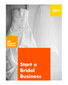 Start a bridal business