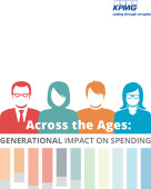 Generational impact on spending who they are