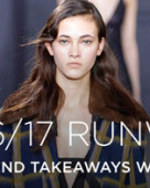 Fw 16 17 women s top runway trends the highlights