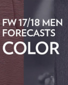 Menswear fw 17 18 top color forecast