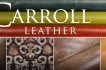 Carroll leather