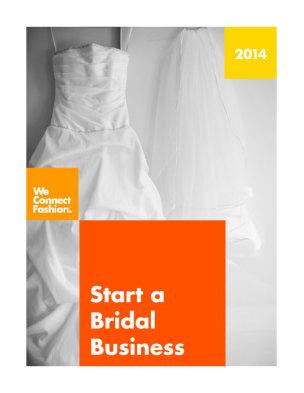 Start a bridal business