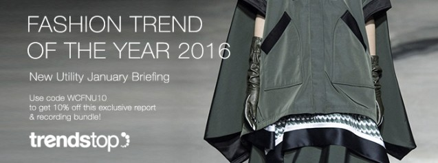 2016 fashion trend of the year new utility banner