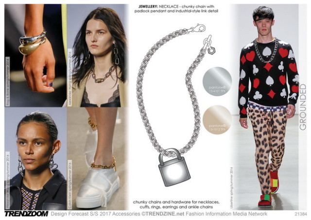 #Trendzine SS17 #trendforecast on #WeConnectFashion. Grounded trend theme, Accessories