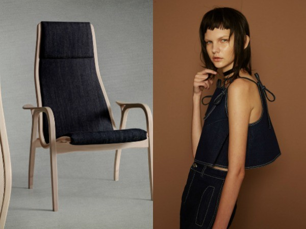 #EclecticTrends on #WeConnectFashion. Interior Meets Fashion - Denim Vibes, collage 24