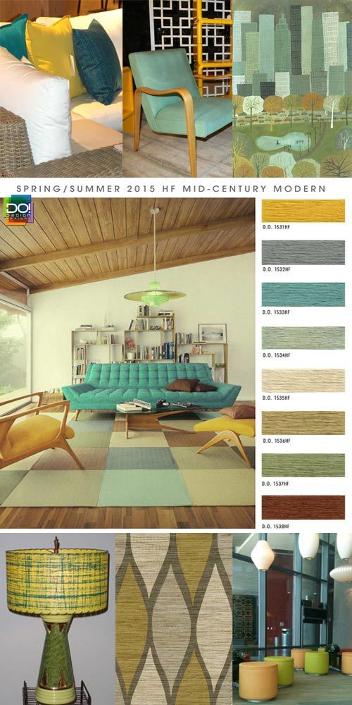 trends spring summer interiors home color trends s s