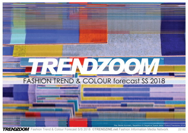 #Trendzine SS 2018 trends on #WeConnectFashion.