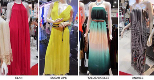 Fashionsnoops column dress