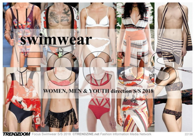 #Trendzine S/S 18 swimwear trends on #WeConnectFashion - Intro