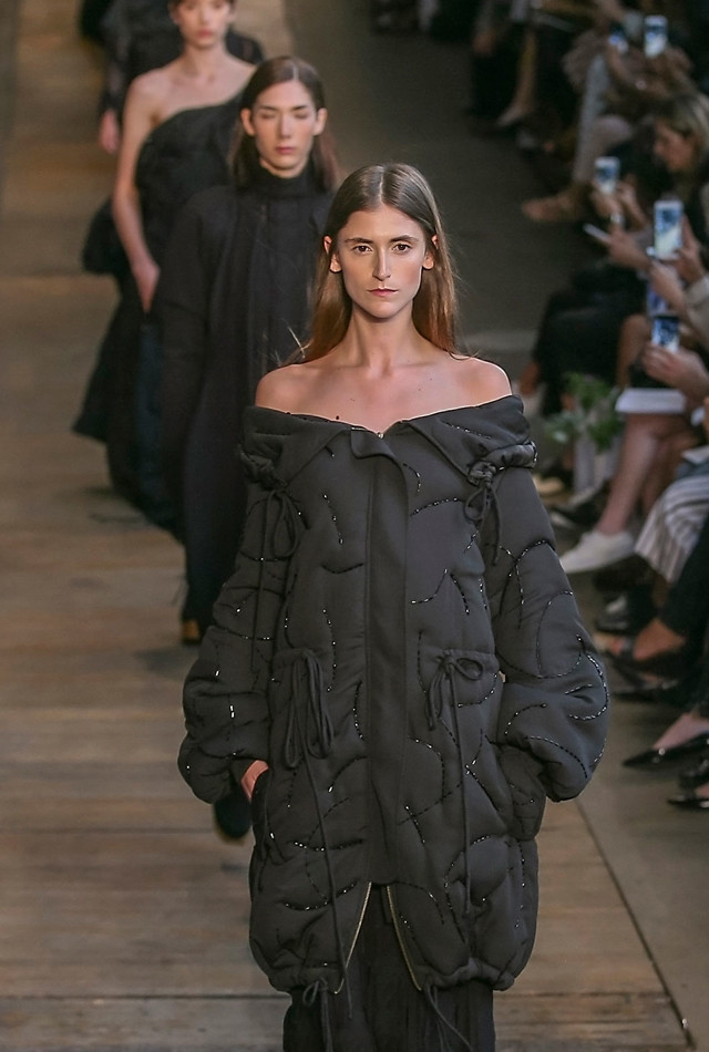 """#Trendstop Consumer trends on #WeConnectFashion. Insight: Sao Paolo Season-less Show, pictured: Experimento Nohda A/W 2017-18 collections"