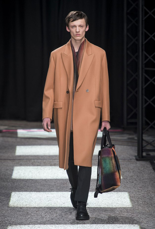 #Trendstop on #WeConnectFashion, Key Menswear Colors FW 16/17. Designer: Paul Smith