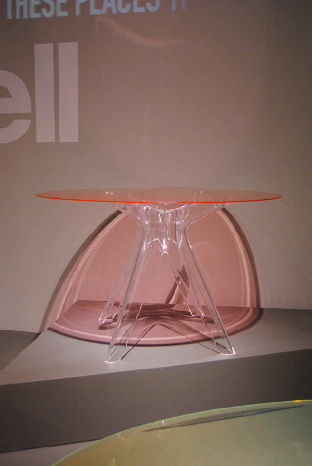 #Trendstop on #WeConnectFashion, Milan Design Week 2016: Plastic Reflections, Kartell