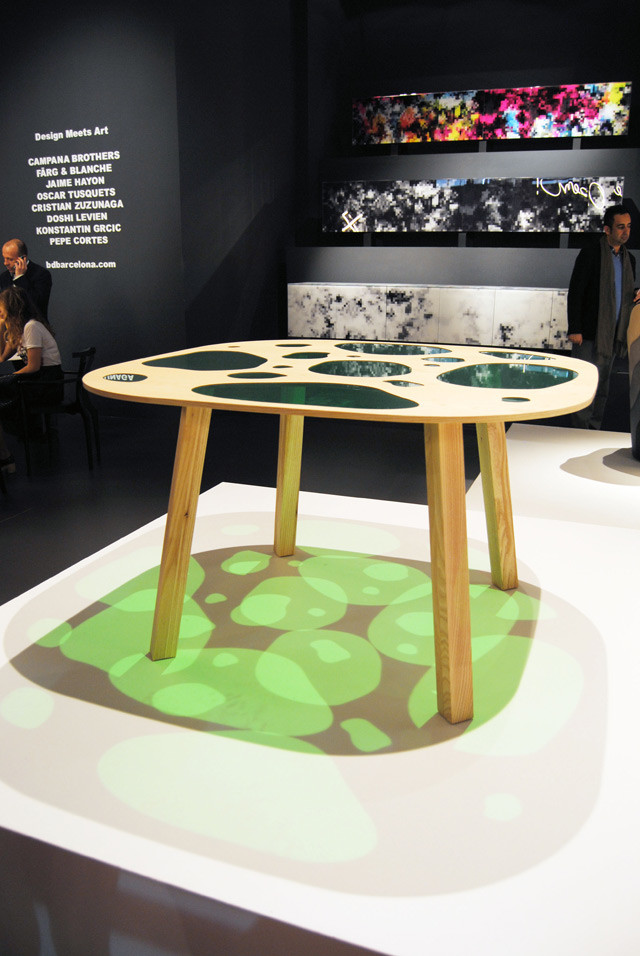 #Trendstop on #WeConnectFashion, Milan Design Week 2016: Plastic Reflections,  BD Barcelona Campana Brothers