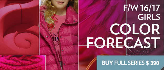Kid s top colors for fall winter 2016 17 trendshop fw1617 girlscolor