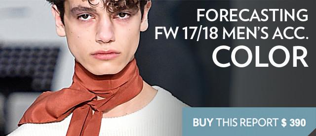Men s accessories fw 17 18 top color forecast trendshop fw1718 mensacccolor