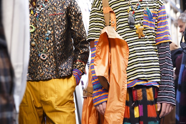 #Trendstop FW 18/19 Menswear Fashion Week on #WeConnectFashion. Marni F/W 2018-19 collection.