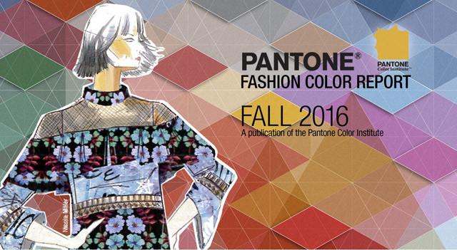 Pantone fashion color report fall 2016 pantone banner
