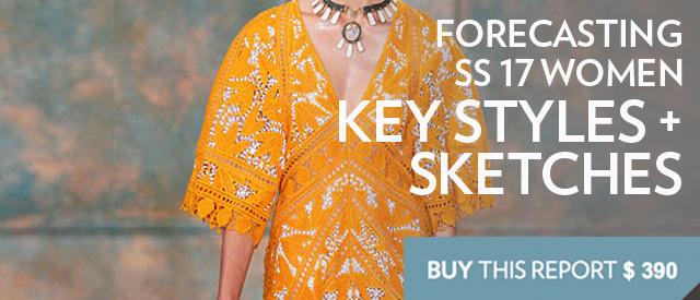 Ss 17 women s key styles sketches trendshop ss17 womens keyitems