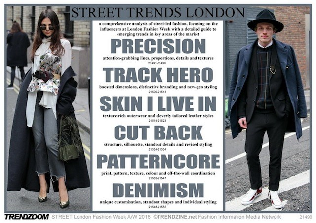 #Trendzine London #streetstyle on #WeConnectFashion. Intro