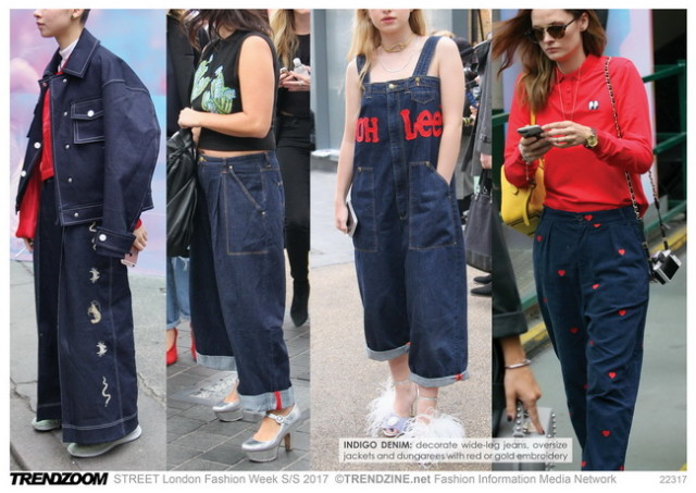 #Trendzine SS 2017 trends on #WeConnectFashion. STREET London Fashion Week - Urban