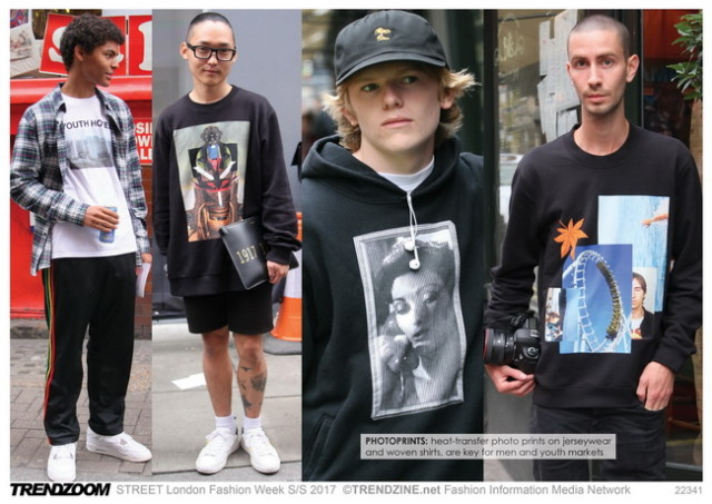 #Trendzine SS 2017 trends on #WeConnectFashion. STREET London Fashion Week: Men's - Leisure