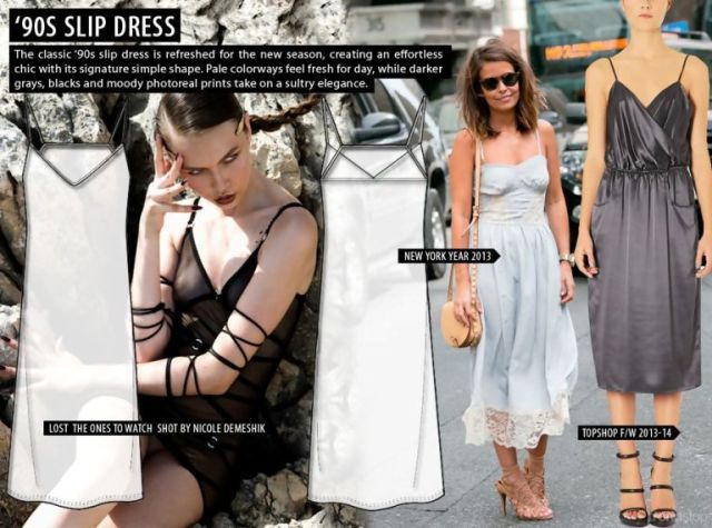 trend-validation-key-dress-shapes-for-s-s-2015-90_s_slip_dress_moodboard