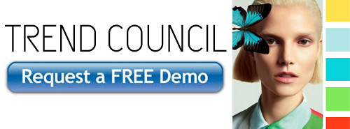 request a free demo at Trend Council