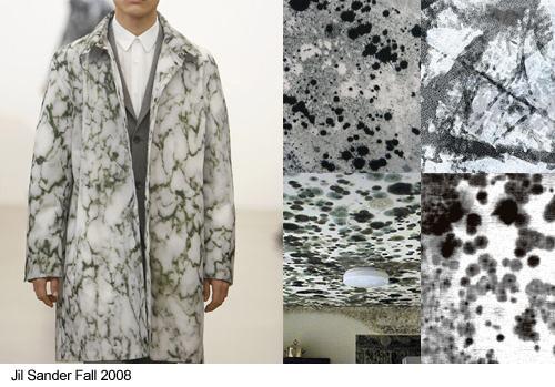 Trends Springsummer Mildew Prints Womens Mens Ss 2010
