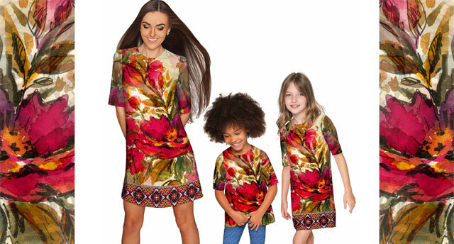 f1e21541e Pineapple makes charming, chic and absolutely unique girls' and women's  clothing that you can match. We offer the largest selection of Mommy and Me  matching ...
