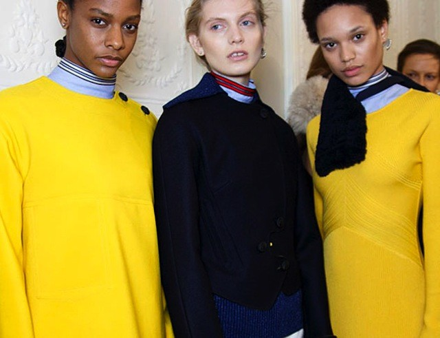 #Trendstop on #WeConnectFashion, Key Women's Catwalk Color FW 16/17: Cedric Charlier