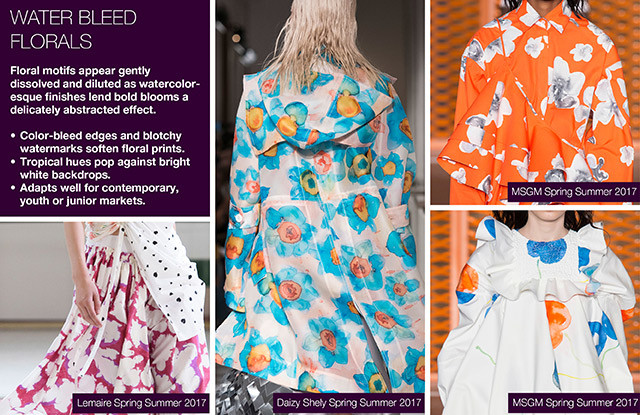 """#Trendstop Print trends on #WeConnectFashion. SS 2018 Insight: Sao Paolo Season-less Show"