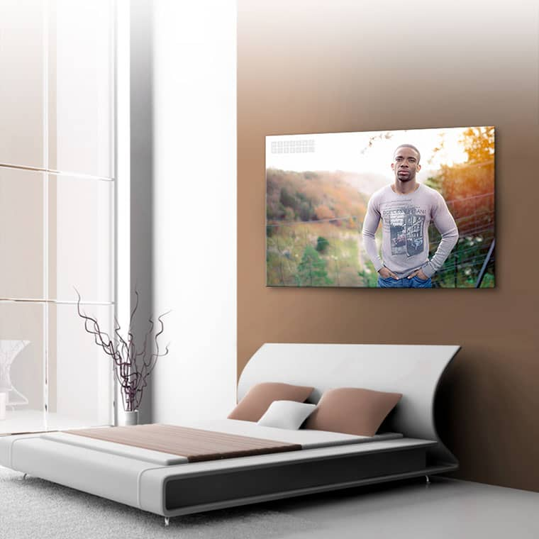 wall decors: canvas, acrylic and museum paper fine art prints