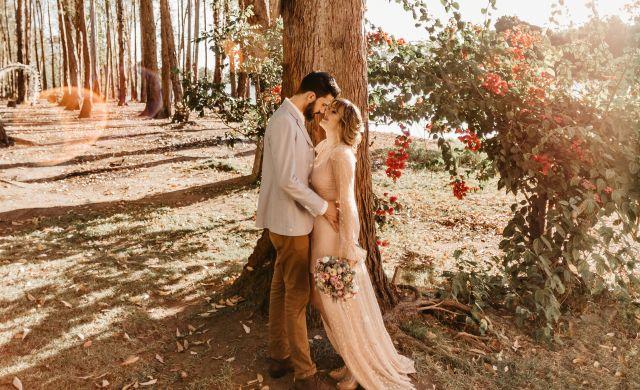 bruiloftskleding