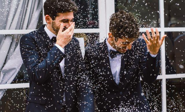 dubbele bruidegom