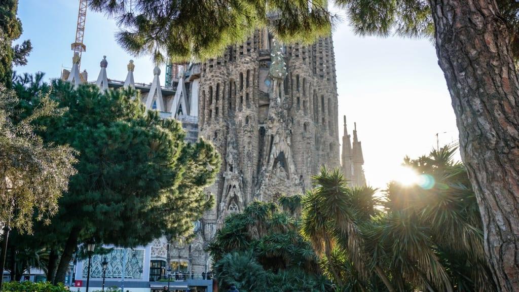 Huwelijksreis Barcelona