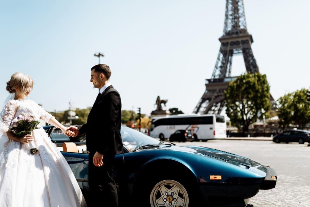 getrouwd in het buitenland