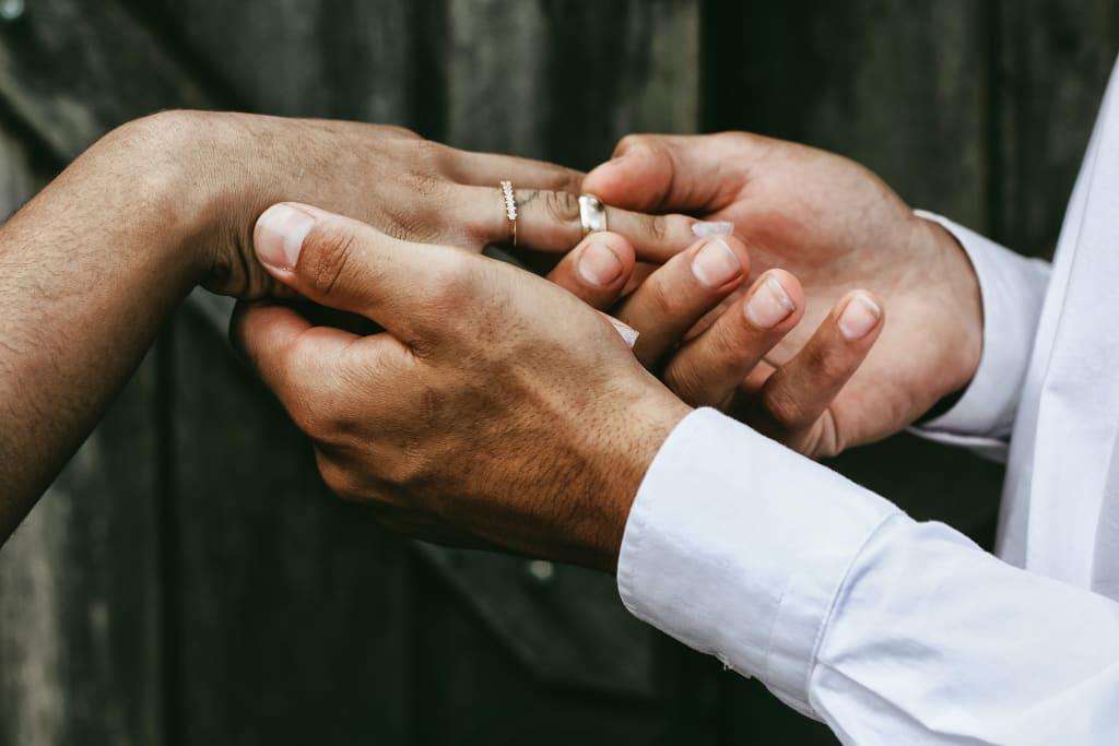 Goedkope bruiloft