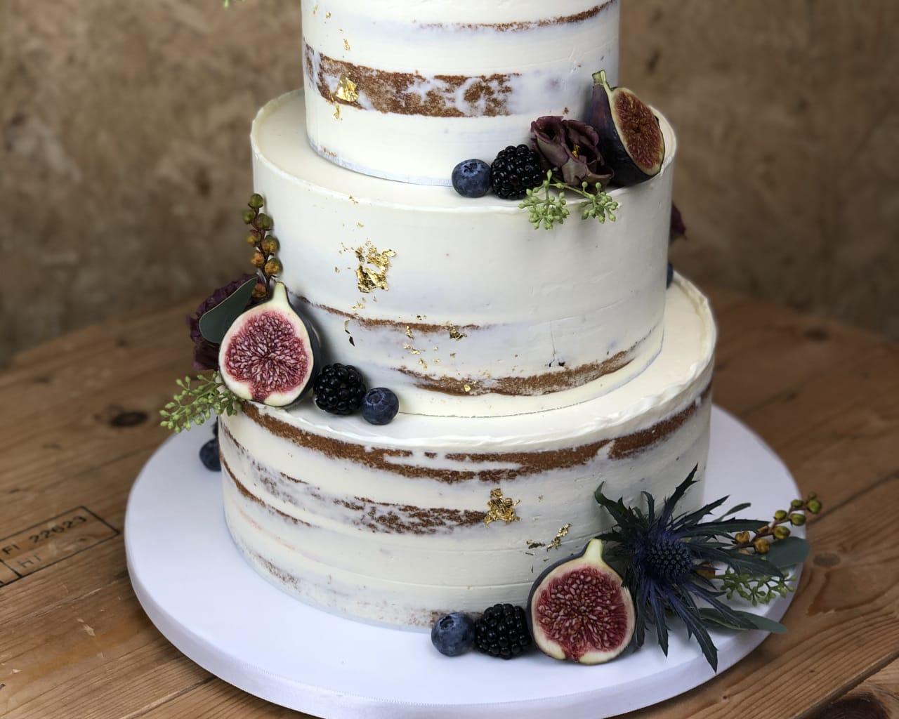 bruidscake