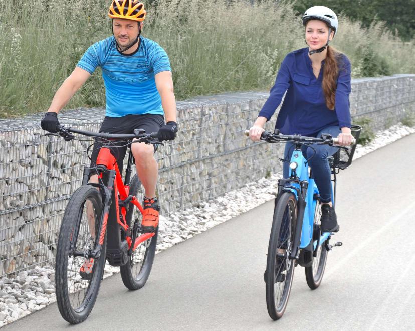 E-Bike günstig mieten oder abonnieren