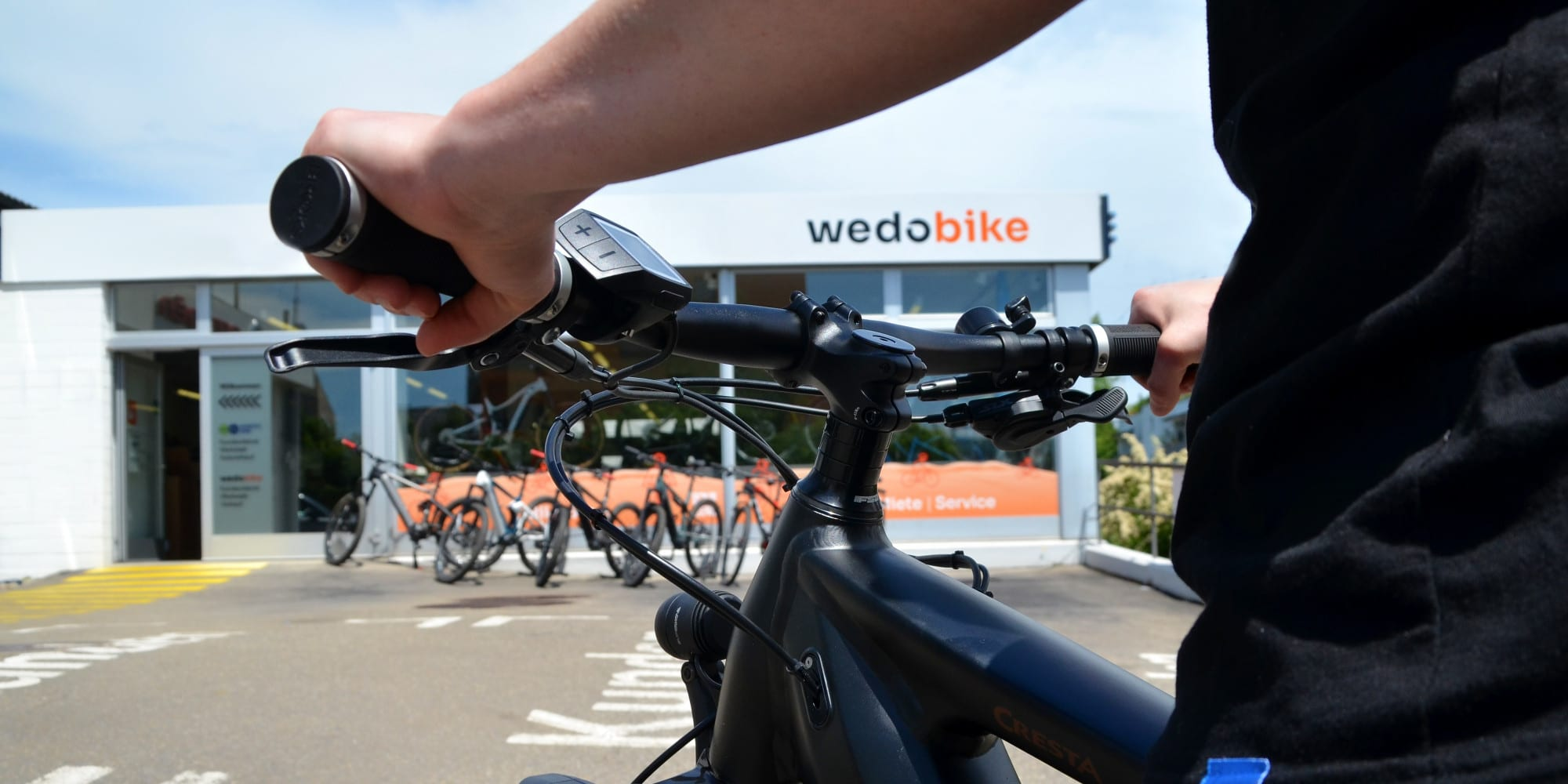 Standorte E-Bike Filialen Region Basel