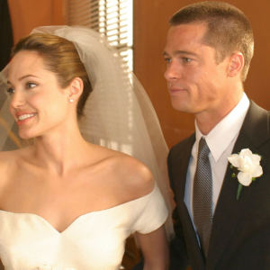 Honorary Wedocrats: Angelina Jolie & Brad Pitt